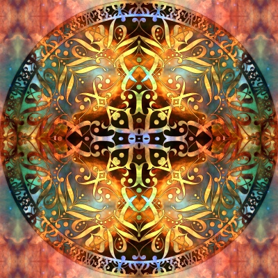 Nada Yoga Album Artwork