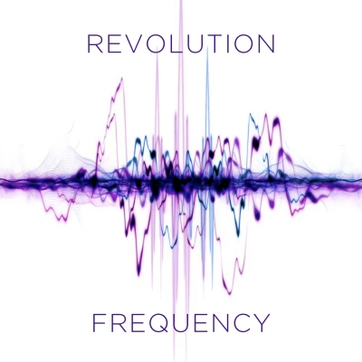 Revolution Frequency Album Art