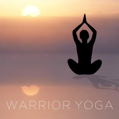 Warrior Yoga Album Artwork