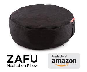 Zafu Meditation Pillow