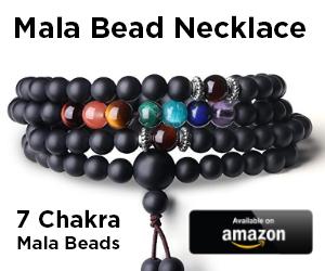 Chakra Mala Bead Necklace